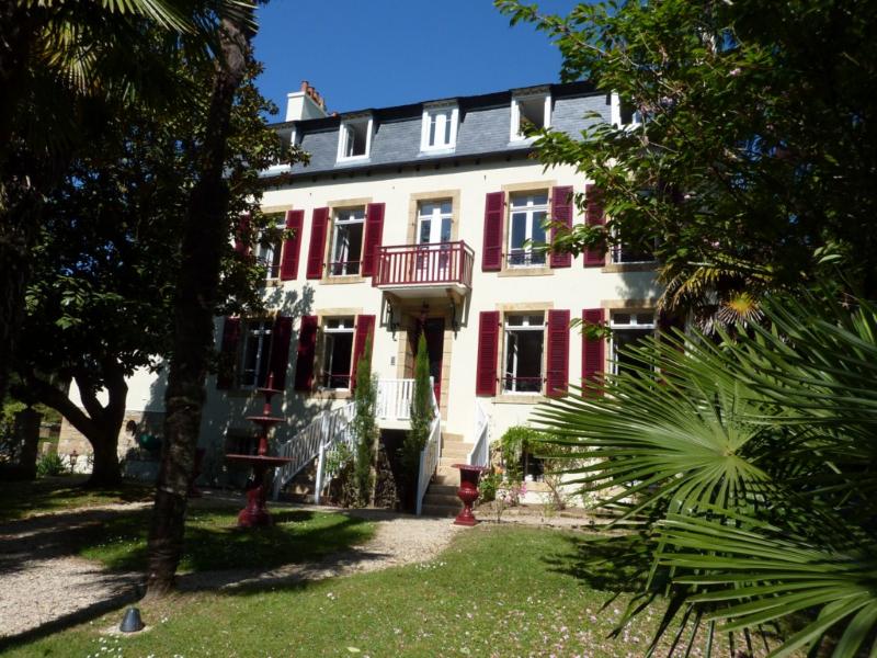 Façade du Domaine de Moulin Mer chambres d'hôtes de charme en Bretagne