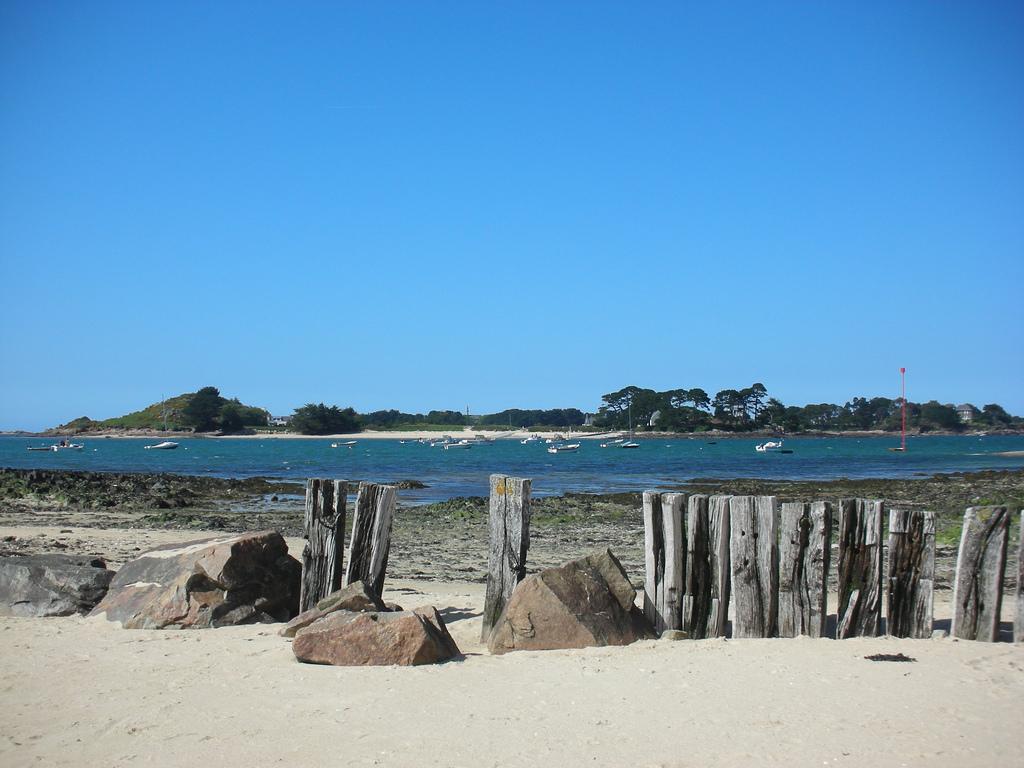 Vacances au bord de le mer en Bretagne, Finistère