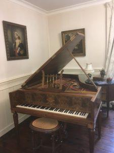 Mise à disposition du piano de DMM pour les musiciens